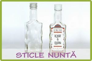 Sticle Nunta
