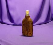 Sticla 200 ml Flask in scoarta