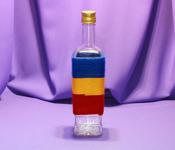 Sticla 500 ml Stof 1 in sfoara colorata