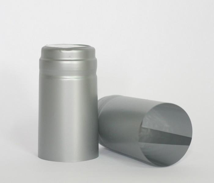 Capison termocontractabil D 30*55 mm argintiu