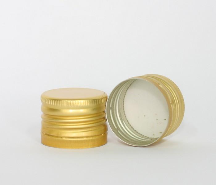 Capac alu. pref. D 31.5*24 auriu R